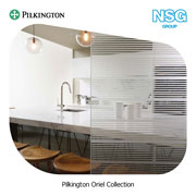 Pilkington Oriel Glass Range Brochure